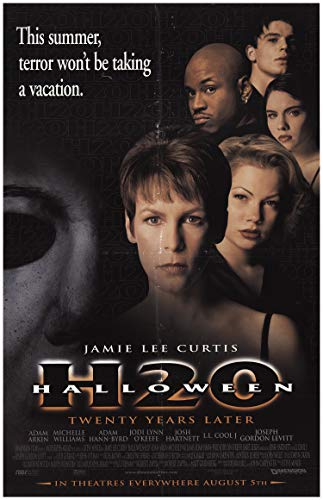 Halloween H2O: 20 Years Later 1998 Authentic 27