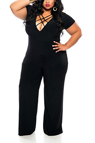 Blansdi Sleeve Casual Jumpsuit Rompers product image