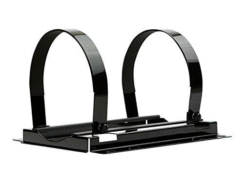 Rocstor Rocmount DM - Single Mac-Pro Under or Side Desk/Wall Mount Bracket (Y100DM-01) ()
