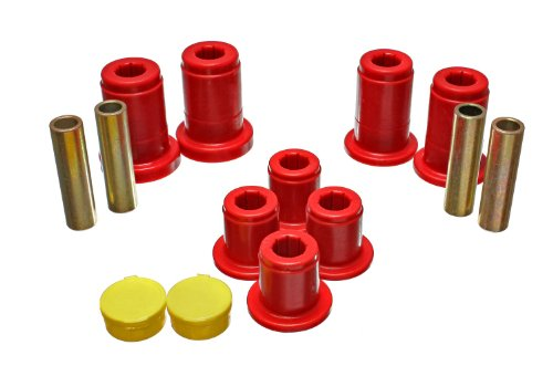 UPC 703639720058, Energy Suspension 4.3157R Front Control Arm Bushing for Explorer 2WD