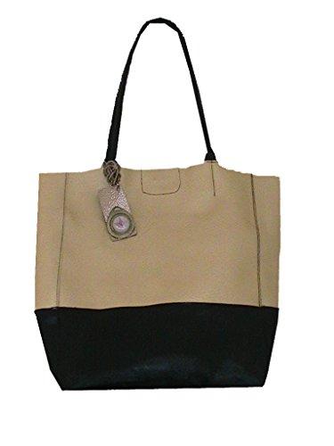 Guendalina Shopper Black & Gold