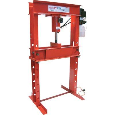 UPC 659200148144, Arcan Electric Shop Press - 40-Ton, Model# CP402