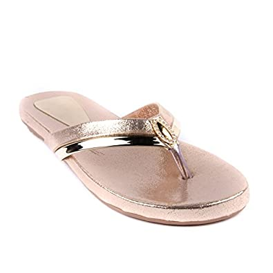 d0867d65063 ELLE WINGS Fashion Slippers for Women s and Girl s  Buy Online at Low  Prices in India - Amazon.in