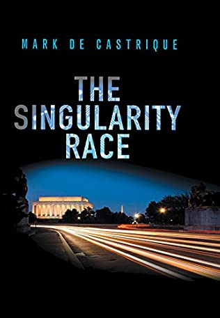 book cover of The Singularity Race