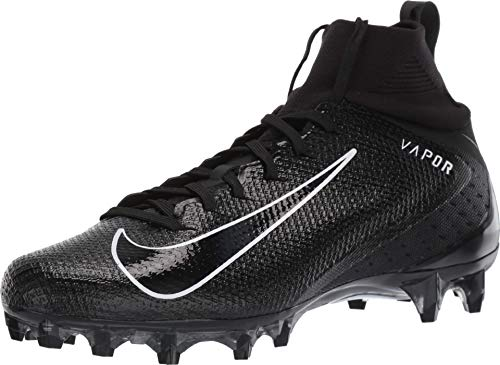 Nike Men's Vapor Untouchable Pro 3 Football Cleat Black/Anthracite Size 15 D US