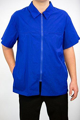 100% Nylon Clipper Jacket - 8