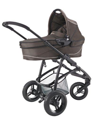 Quinny 77806040 Speedi - Carrito de bebé convertible en silla de paseo, incluye capota, protector para la lluvia, cesta, pinza para sombrilla y adaptador ...