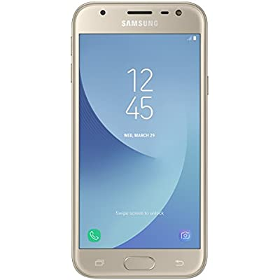 Samsung Galaxy 2017 SIM-Free Smartphone Gold