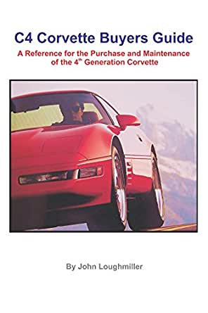 Chevrolet corvette (c4): ph used buying guide   pistonheads.