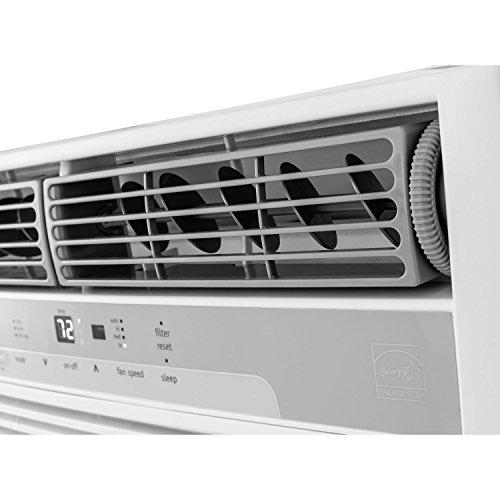 frigidaire ffrc0833r1 cool connect 8 000 btu 115v window mounted air conditioner. Black Bedroom Furniture Sets. Home Design Ideas