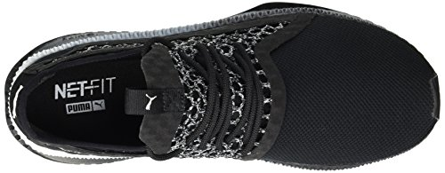 shop offer cheap online buy cheap shopping online PUMA Men's Tsugi Netfit Sneaker Puma Black-puma White-puma Black view online aoYFcMmqy