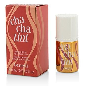 Benefit Cosmetics Chachatint Mango Tinted Cheek & Lip Stain 0.42 FL OZ