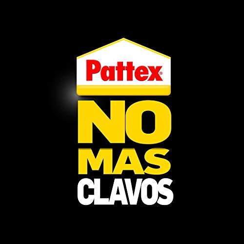 Pattex No Más Clavos Original, adhesivo de montaje resistente ...