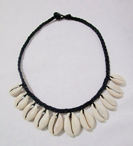 cowrie-shells-necklace-choker-with-braided-leather-authentic-african-inspired-jewelry-for-beach-surf