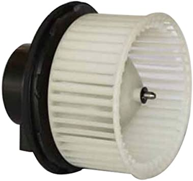 Chevy//GM Front AC Heater HVAC Condenser Blower Motor Assembly with Fan 75748