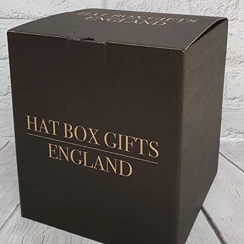 Large Baby Girl Clothing Hat Box Gift Hamper in Presentation Box
