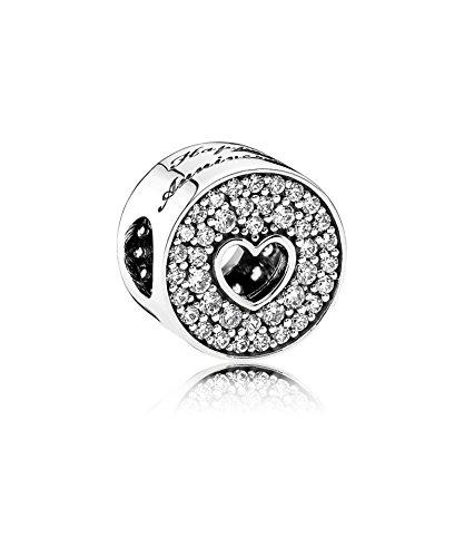 PANDORA - Cumpleaños del encanto de Pandora de plata 925 ...
