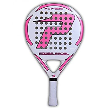 POWER PADEL Fiber Glass Woman - Palas de pádel: Amazon.es: Deportes y aire libre