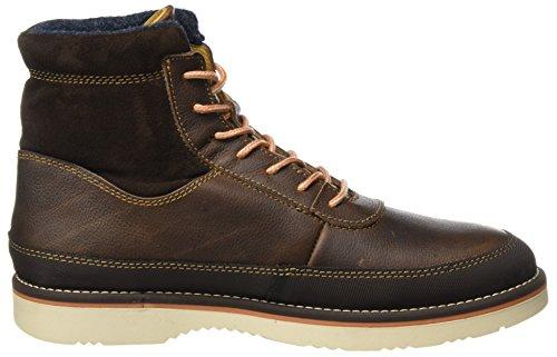 Brown Brown Chukka Huck Dark G46 Boots Men's Gant Yq7wvxSC