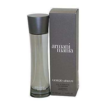 Armani Mania Pour Homme Eau De Toilette 100ml Amazoncouk Beauty