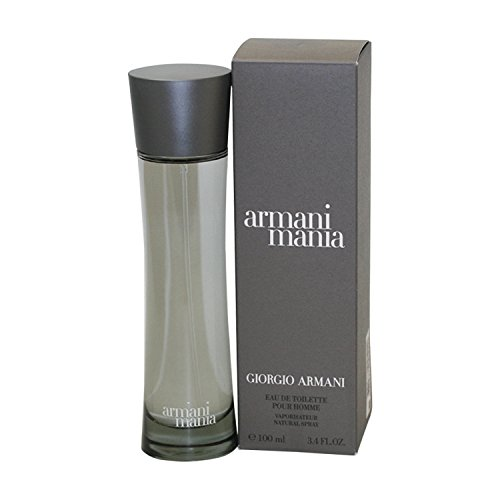 Giorgio Mandarin Eau De Toilette - Mania By Giorgio Armani For Men. Eau De Toilette Spray 3.4 Ounces