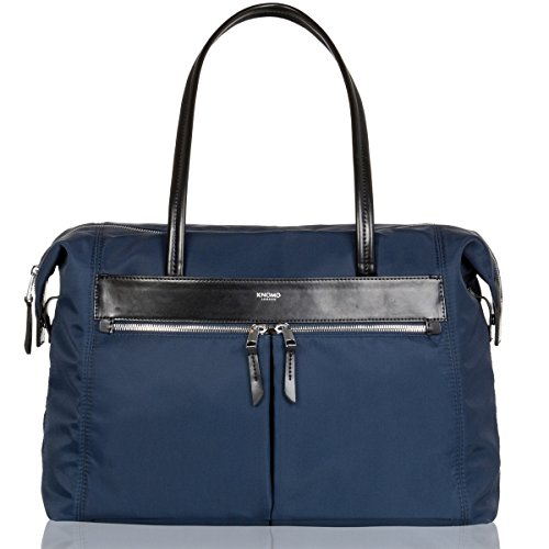 Knomo Luggage Knomo Mayfair Curzon Shoulder Tote, Navy, One Size by Knomo