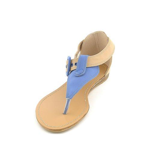 Bambou Femmes Steno-73 Sandale Bleu