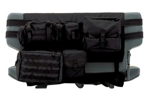 Smittybilt 5660201 GEAR Black Cover product image