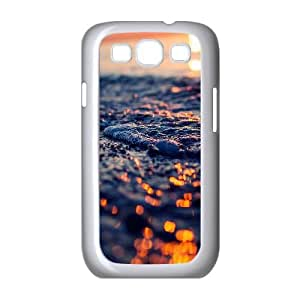 Seashore Foam Closeup Samsung Galaxy S3 9300 Cell Phone Case White Fantistics gift SJV_033241