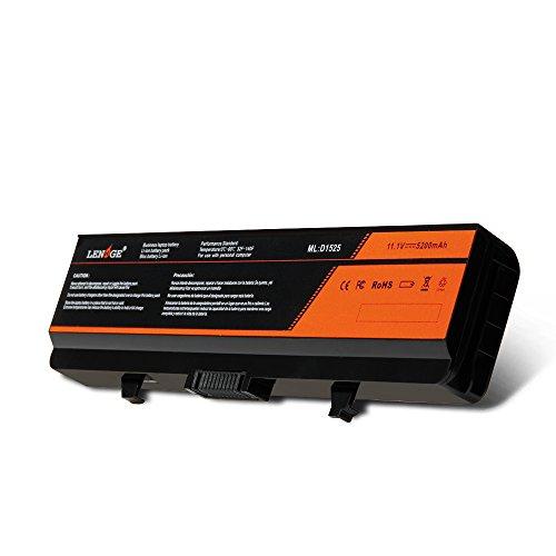 LENOGE Laptop Batterie(Mit Samsung Zellen)f¨¹r Dell Inspiron 1526 1525 1545 1750 1440 Ersatz GP952 K450N 0F965N X284G (Li-ion 6-cell 5200mAh)