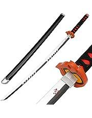 Demon Slayer Cosplay Katanas Blade Sword Wapen Prop Anime Ninja Sword Toys