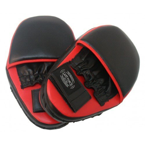 Heavy Duty Extreme Pro Quality Pre Curved Coaching Gloves by HGS