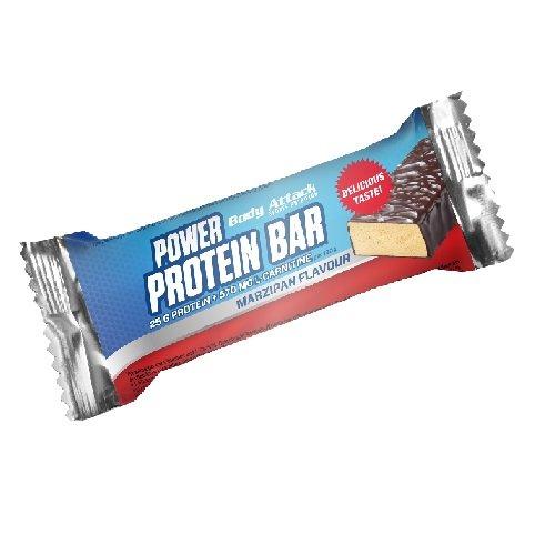 Body Attack Power Protein Bar 24 St a 35g Riegel Müsli-Joghurt