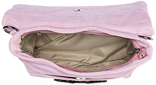 8651 Mujer Pink Rosa Bolso Borse pink De Chicca Hombro RZq6n5