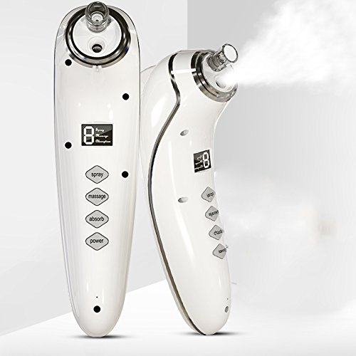 Electric Blackhead Artifact Shrink Pore Vacuum Cleaning Acne, Skin Exfoliating Instruments by GAIHU