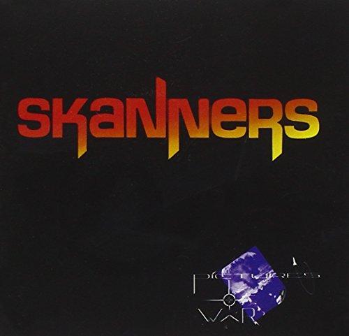 Skanners: Pictures of War (Audio CD)