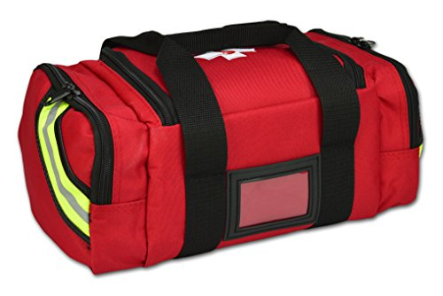 - Lightning X Value Compact Medic First Responder EMS/EMT Trauma Bag - RED