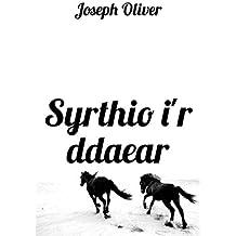 Syrthio i'r ddaear (Welsh Edition)