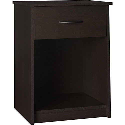 nightstand mdf end tables pair bedroom table furniture