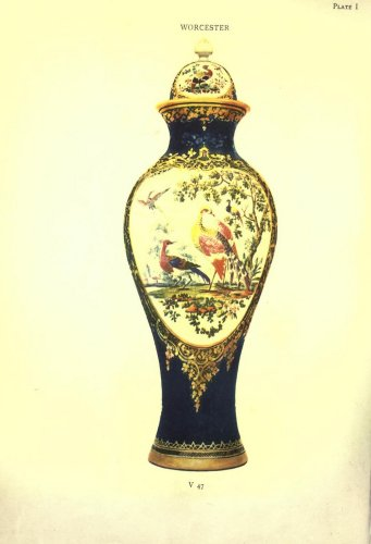 Collection Europa Porcelain - Catalog of the Collection of English Porcelain in the British Museum