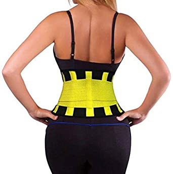 cb773fa27 Unisex Xtreme Power Hot Slimming Thermo Shaper Tummy Shaper Fat Burner Belt  Gym Trainer Corset