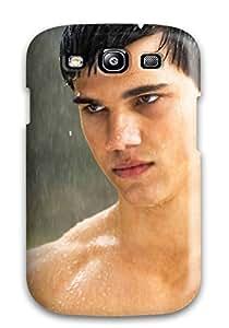 High Quality JpRgQGl3253TFPgQ Men Male Celebrity Taylor Lautner Desktop Screensaver Twlight Star Tpu Case For Galaxy S3