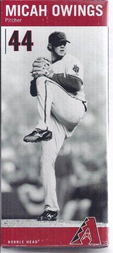 Micah Owings Pitcher 44 D-Backs Bobble Head
