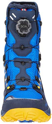 Adulto Boa De Unisex 3505 Blau blue navy Senderismo Botas Iii Viking Constrictor RWqpn4