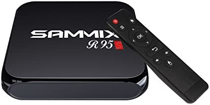 TV Box Android 6.0 SAMMIX R95S Smart TV Box, Amlogic S905X Quad Core, 2GB RAM & 16GB ROM, 4K*2K UHD H.265, HDMI, USB*2, BT 4.0 WiFi Media Player, Android Set-Top Box: Amazon.es:
