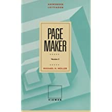 Anwenderleitfaden PageMaker: Version 3 (German Edition) by Michael H. M????ller (1990-01-01)