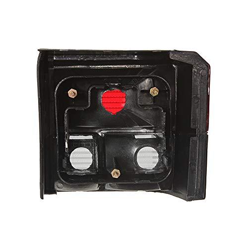 luz intermitente de estacionamiento 1996-2003 1 par de luces traseras para Transporter T4 Eurovan Caravelle Multivan T4 para freno de esquina trasero