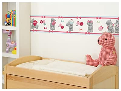 FunToSee Tatty Teddy Self Adhesive Border from Tatty Teddy