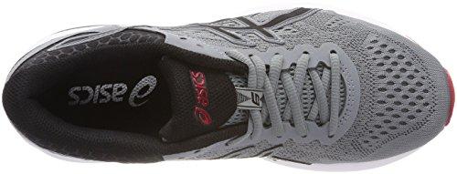 Asics Red Scarpe Gt 1000 Grey stone classic black Uomo Running Grigio 6 xPTfrwx