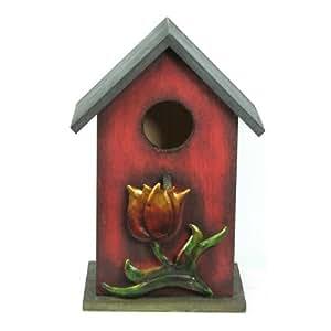 Pinnacle Strategies A00502/1-UPS Wood Bird House